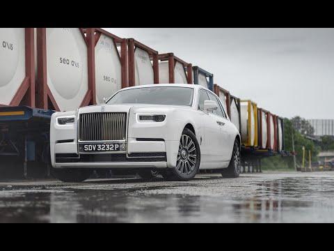 The Peak Experiences Riding In A Rolls-Royce Phantom VIII