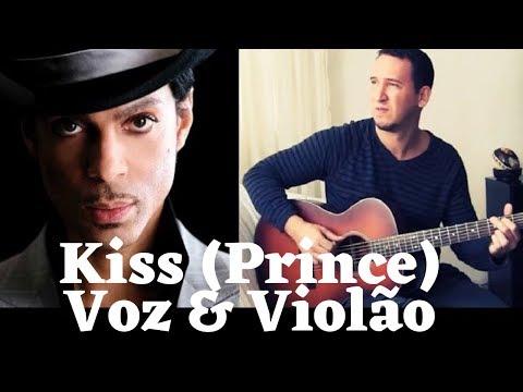 Kiss (Prince) - alternative version - voz e violão - YouTube