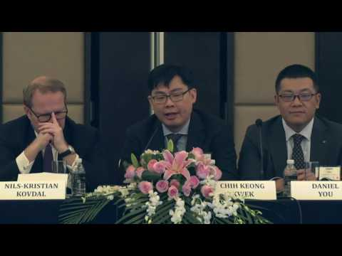 2nd International Shipping Forum - China - Business & Restructuring Panel