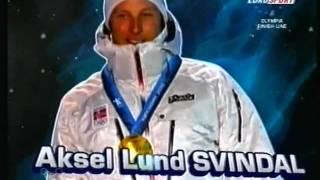 Bode Miller and Aksel Lund Svindal - 3 medals at Vancouver 2010