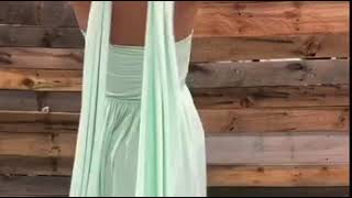 Infinity Bridesmaid Dress by Bari Jay