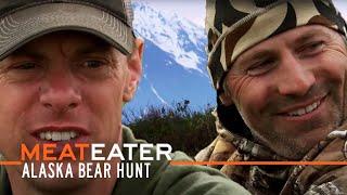 Alaska Bear Hunt Pt. 1 (Featuring Rorke Denver) | S4E17 | MeatEater