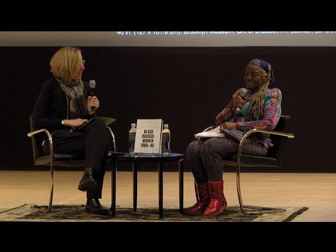 Symposium: We Wanted a Revolution - Interview - Faith Ringgold with Catherine Morris