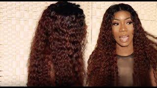 NADULA DEEP WAVE HAIR   5 MONTH UPDATE!!! via aliexpress
