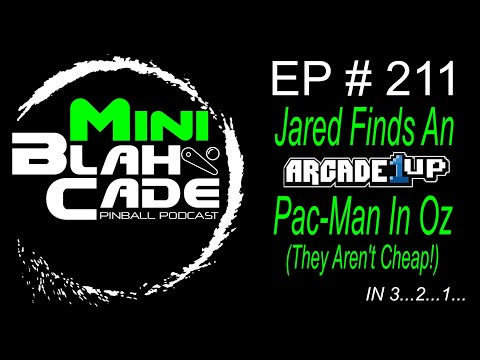 Arcade 1Up Has Landed In Australia (But It Aint Cheap) from BlahCade Podcast