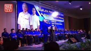Najib meets Perak BN machinery