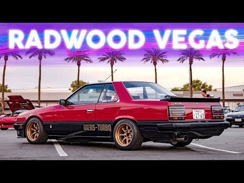 The Obscure Cars of Radwood Las Vegas!