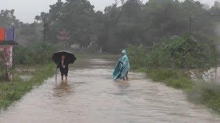 Tin Lũ Lụt Mới Nhất :  Quảng Trị di dời người dân ra khỏi vùng ngập lũ
