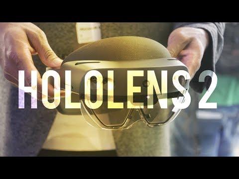 Microsoft HoloLens 2 - Il nuovo visore da 3500$