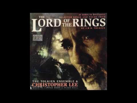The Tolkien Ensemble & Sir Christopher Lee - Sam's Song In The Orc-Tower
