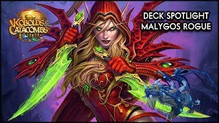 Hearthstone! K&C Malygos Rogue Deck