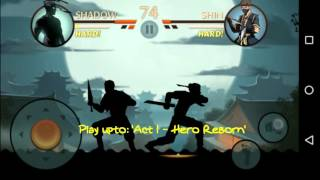 Shadow Fight 2 Hack Apk Mod! *No Root* |2016|