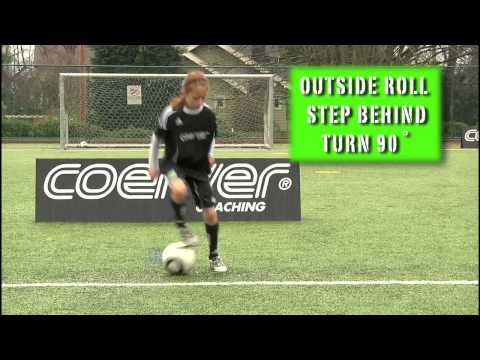 Coerver Coaching - Technique of the Week, 8