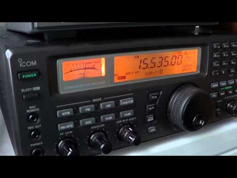 Radio Dabanga from Vatican transmitter site