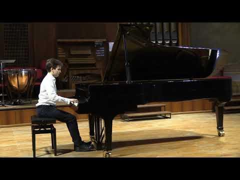 L. v. Beethoven : Sonata op. 79 - NICOLÒ ROSSI