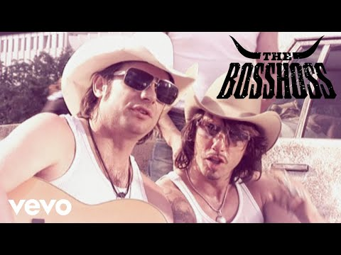 The BossHoss - Hot In Herre