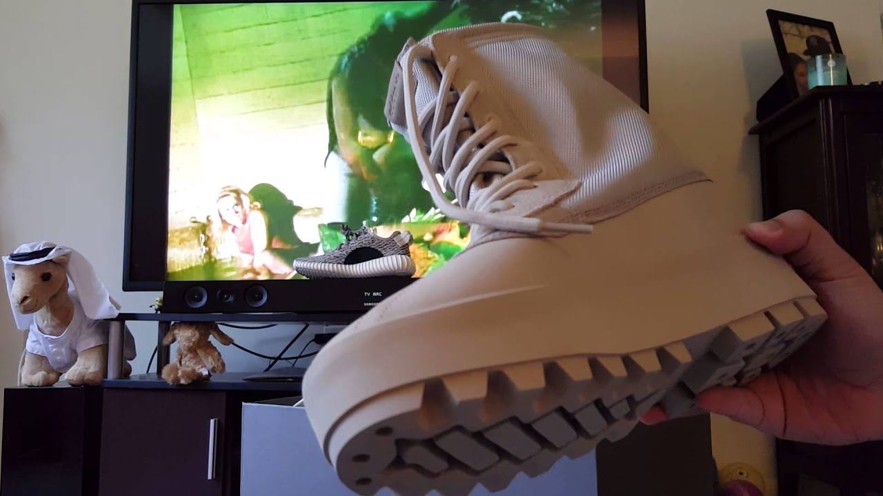 Check Out This adidas Yeezy Boost 350 v2 Peyote Sample SoleInsider