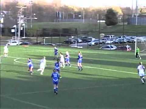 St. Teresa's Academy vs. St. Pius X soccer (4/4/11)