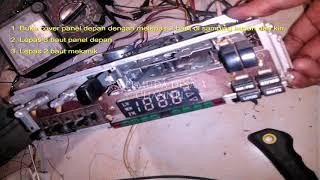 Modifikasi : Cara menambahkan atau memasang USB MP3 Player pada Tape Mobil Roadstar RS-7350