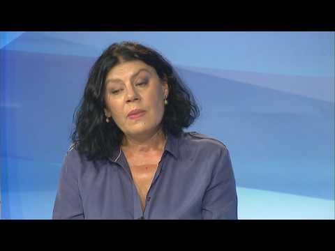 Vdekja në Ora News, e ftuar në Ora News Rubena Moisiu