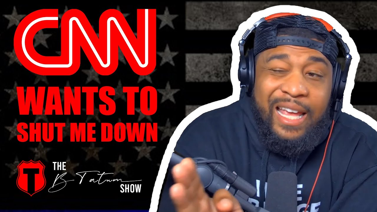 CNN is going after my channel to ge me Banned!