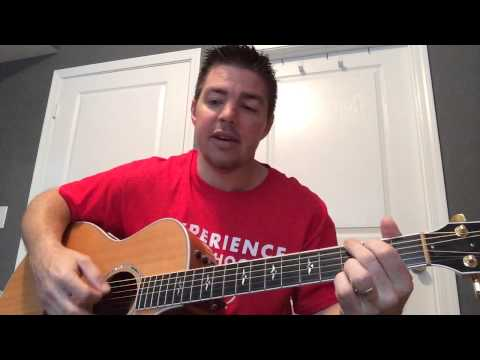 American Honey - Lady Antebellum (Beginner Guitar Lesson)