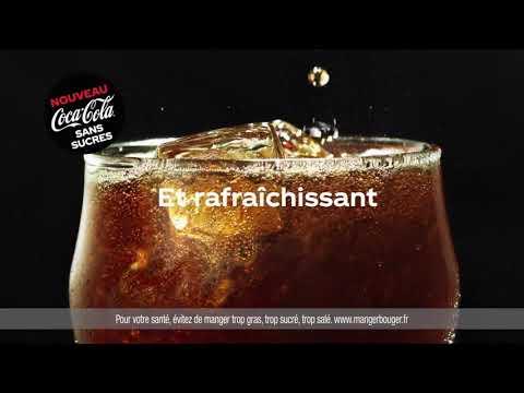 Musique de la pub   Coca Cola Sans Sucre 2021
