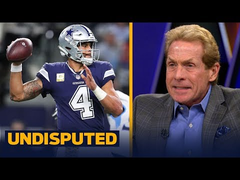 Skip Bayless reacts to the Dallas Cowboys' Week 9 MNF loss to the Titans | NFL | UNDISPUTED