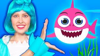 Baby Shark Song  | 동요와 아이 노래 | 어린이 교육