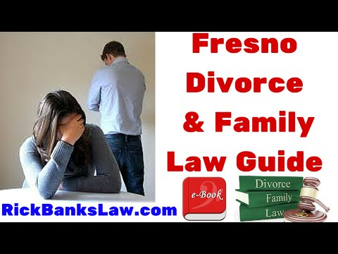 Fresno Divorce Attorney Rick Banks | Free Divorce Guide in Fresno CA - 559-222-4891