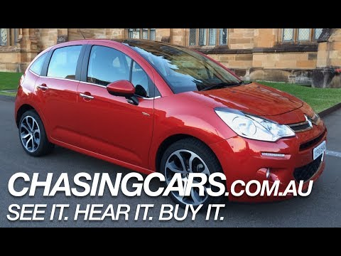 2014 Citroen C3 Hatchback Review -- ChasingCars.com.au