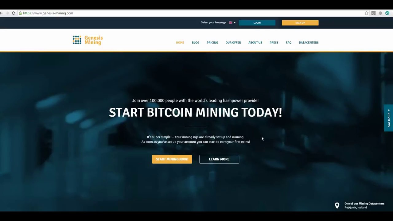 Btc Mining Os Free Do You Have To Pay To Use Genesis Mining