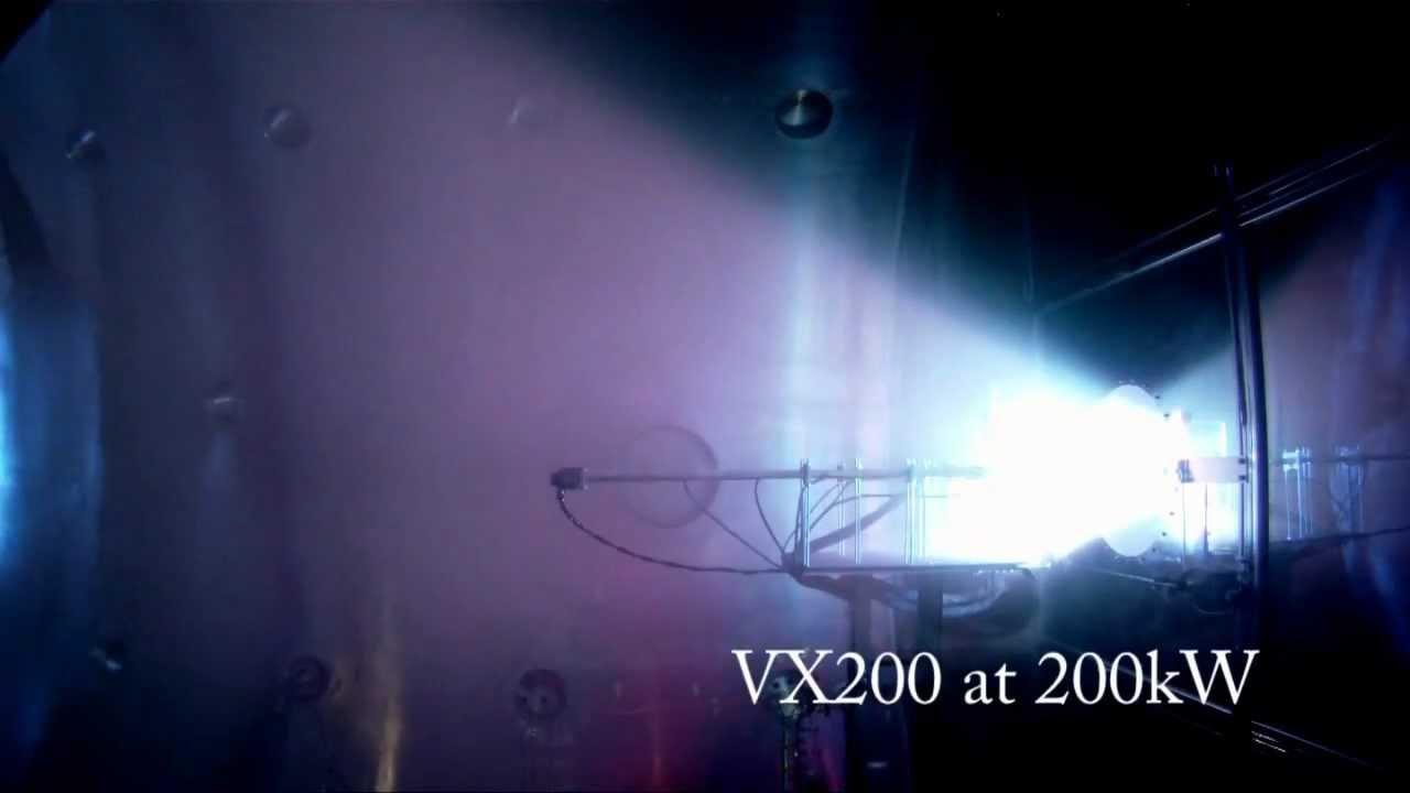 Franklin Chang's VASIMR plasma engine readies for key test