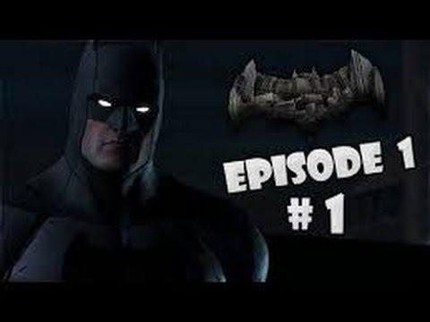 Batman The Telltale Series Walkthrough Gameplay Part 1 (Episode 1)- Catwoman