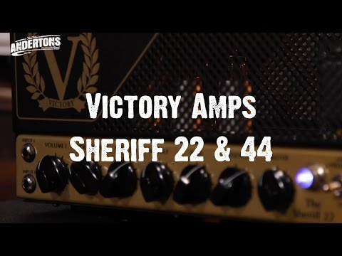 Guitar Paradiso - Victory Amps - Sheriff 22 & 44 - Who Really Shot The Sheriff?