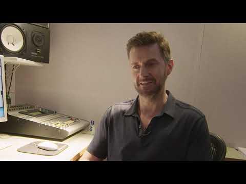 Richard Armitage talks Working on the Snowman Audiobook