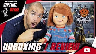 EST-CE VRAIMENT UNE DECEPTION ??? TRICK R TREAT GOOD GUY ! UNBOXING & REVIEW !!