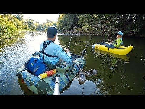 Сплав превратился в КОШМАР когда взял ЖЕНУ на рыбалку! Сплав с жёной на плоту по реке. Спиннинг 2019