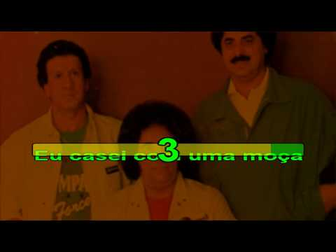 Trio Parada Dura - Chá de Picão  - karaoke