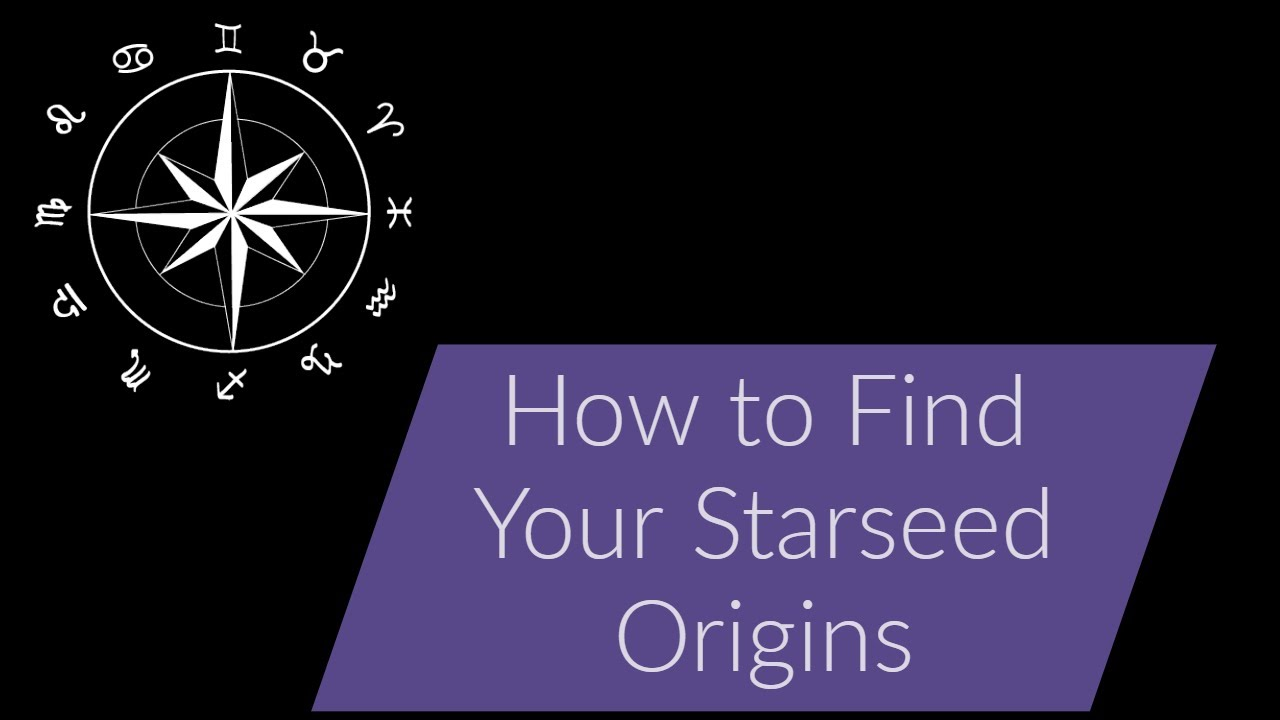 Starseed Markings in your Birth Chart | The Starseeds Compass