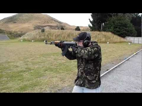 Range Day NZ w/Norinco Type 56 AK - 47 Variant