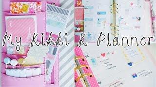 Plan With Me: Kikki K Planner June Set Up | Charmaine Dulak