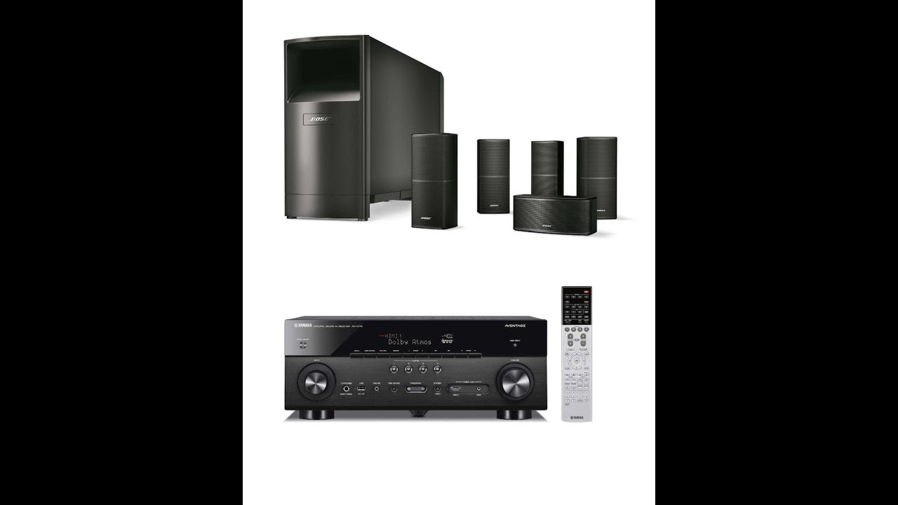 bose acoustimass 10 series home theater system bundle with. Black Bedroom Furniture Sets. Home Design Ideas