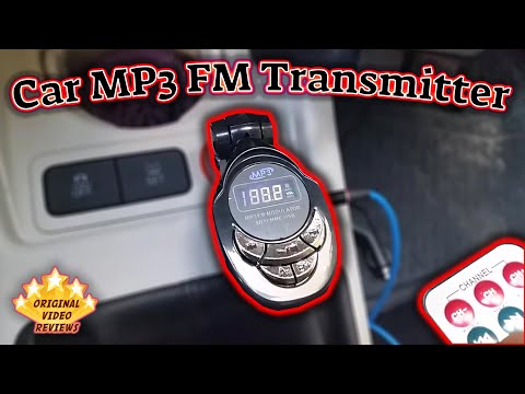 Item review - Car MP3 FM Transmitter