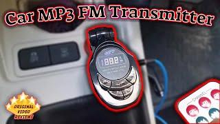 Item review - Car MP3 FM Transmitter