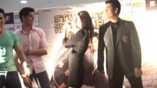 Alia Bhatt Promotes Her Movie Student Of The Year - Latest Bollywood News