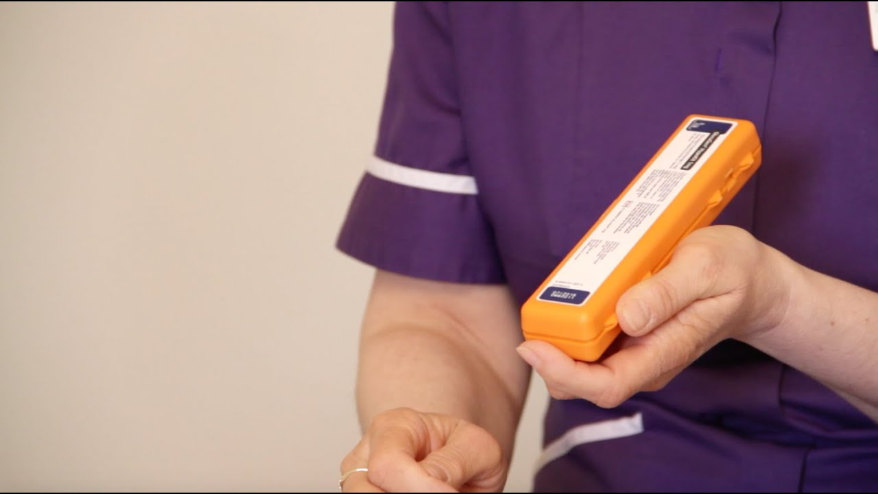 How to Give a Glucagon Shot advise