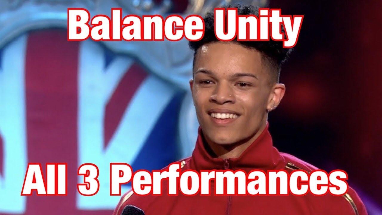Download Balance Unity - All 3 Performances - BGT 2016