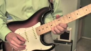 Wild Cherry - Play That Funky Music - Guitar Solo