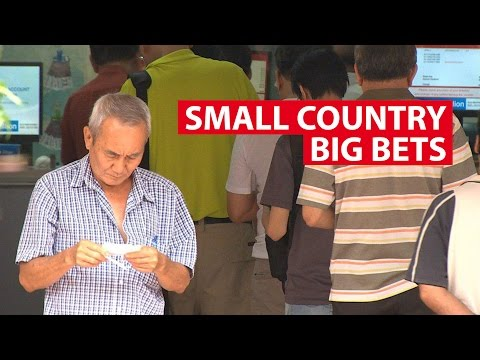 Small Country Big Bets | It Figures | CNA Insider